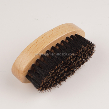 Personalized Beech Wood Round Hair Brush With Boar Bristle Wooden Handle Buy Boar Bristle Hair Brushpersonalized Wooden Hair Brushwood Round Hair