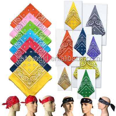 Fashionable high quality hot sale hip hop cashew hairband