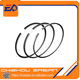 motor spare parts auto Truck 6D31T piston ring set OE ME999717 RIK 20761 (21761) with 100mm diameter fit for mitsubishi