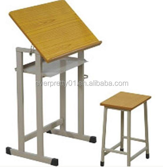 folding engineering drafting table drawing tables - Drawing Desk