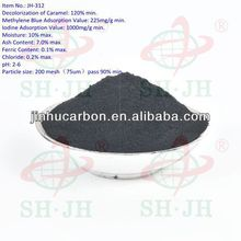 sugar grade activated carbon Powder for sugar refining as decolorizing agent for sugar industry