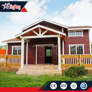 Ground floor prefab modular house price / prefabricated steel structure houses/Steel Frame Prefab Villa with Equipment