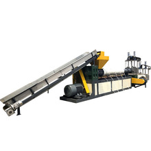 Pp pe film granuleren machine/hdpe ldpe recycling pelletiseren <span class=keywords><strong>lijn</strong></span>/afval plastic korrels making machine prijs