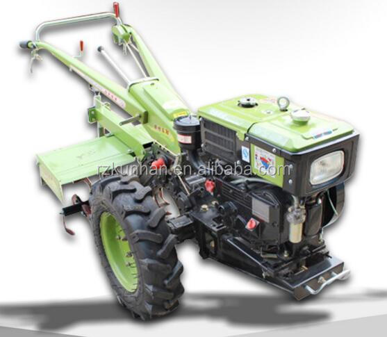 factory supply cheap price Power Tiller agricultural diesel engine kubota walking tractor