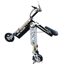 Fashion style mini folding electric bike