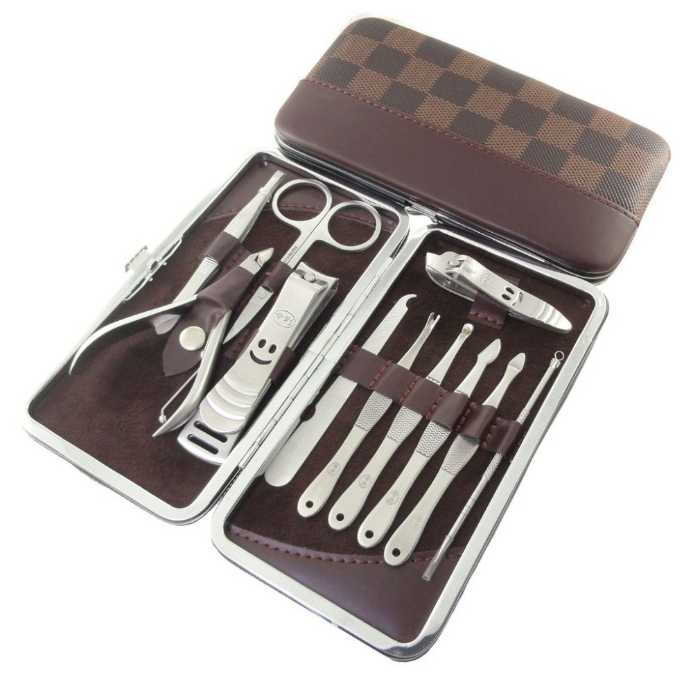 Whole set nail tools materials for manicure and pedicure manicure pedicure set hot selling
