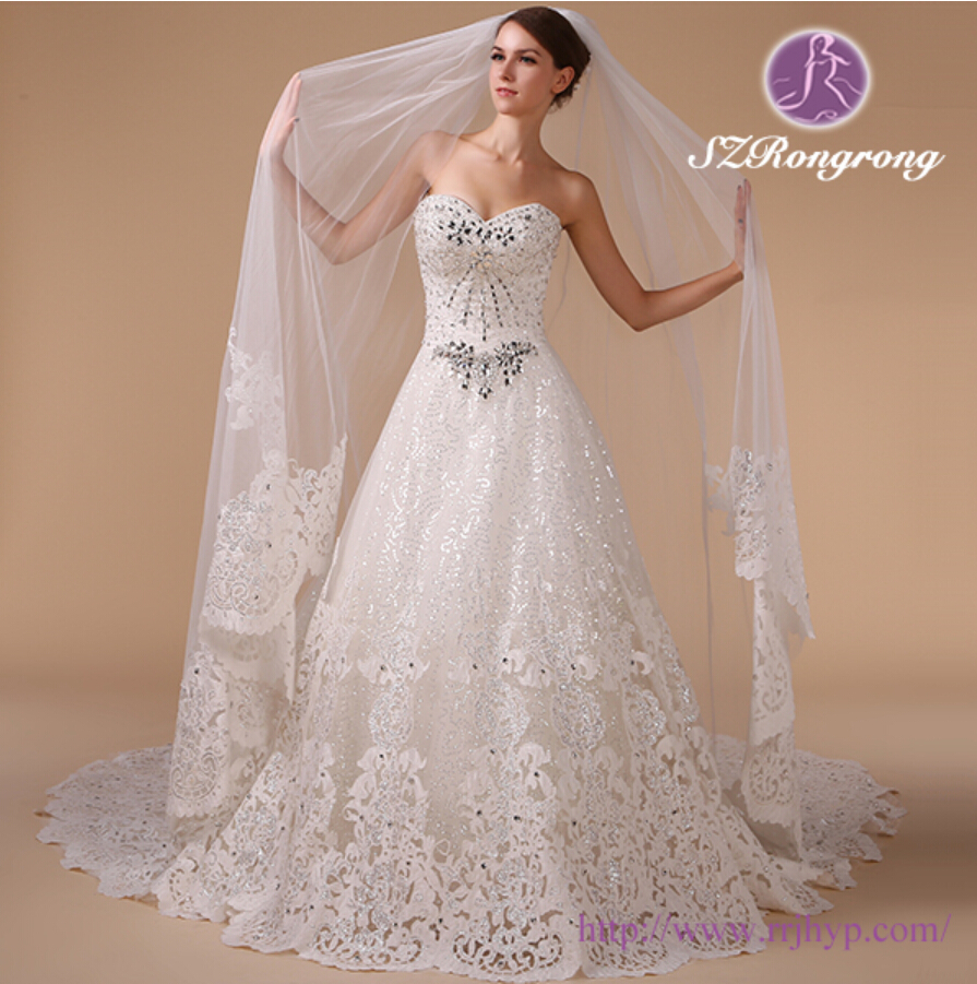 Wholesale lovely wedding dresses online buy best lovely wedding hm96081 stronglovelystrong long train ball gown strong ombrellifo Image collections