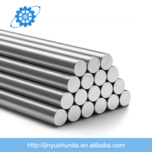 Titanium theaded rod Ti alloy Gr5 Grade 5 rolled bar standard price for industry