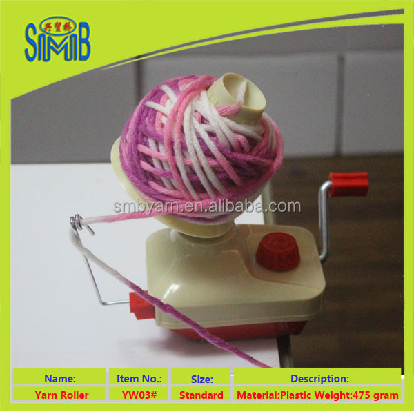 China Manual Yarn Rolling Tools Manufacturer Smb Good Selling Easy ...