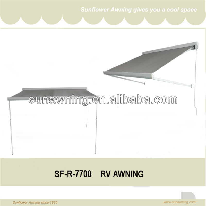 High Quality Aluminum Car Side Awning