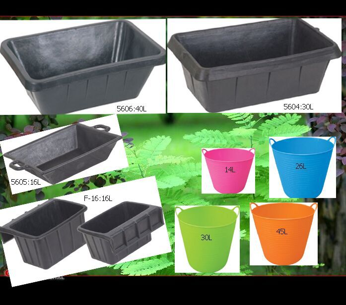 Large Plastic Container,Plastic Trough For Industry