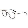 BT4303 Round Spectacles Supplier Italy Custom Design New Model Metal Optical Frame