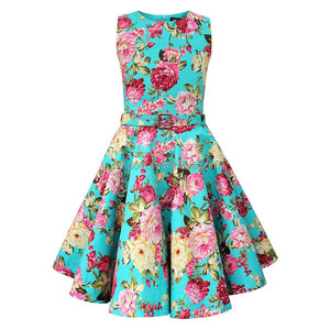 35c9fffc44b Rockabilly Pinup Jive Dress