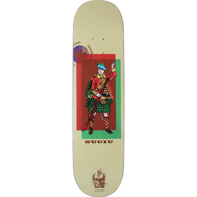"""Habitat Skateboards Mark Suciu Human Nature Skateboard Deck - 8"""" x 31.5"""""""