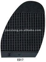 Soles Type Shoe Repairing Material Rubber Skidproof Soles E017,Shoe Sole Repair Material