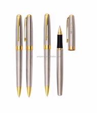 good quality reasonable price branded names brass parker ink pen, luxury pens with custom logo
