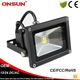 Input Voltage DC AC 12V 24V Waterproof IP 65 Outdoor 10w COB LED Security Flood Light