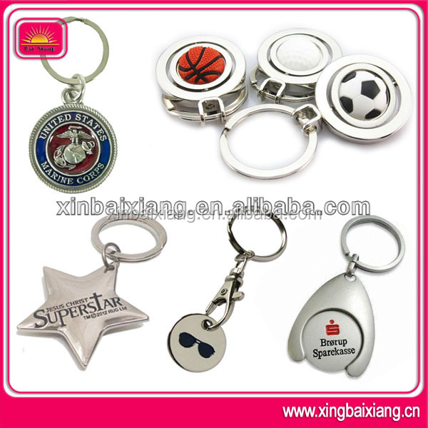new stype fashion promotional football keyholder