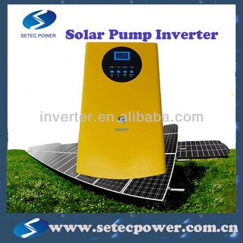 0 75kw 75kw Solar Water Pump Irrigation System Buy Solar