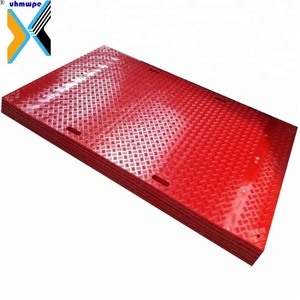 HDPE track mat / HDPE ground protection panel
