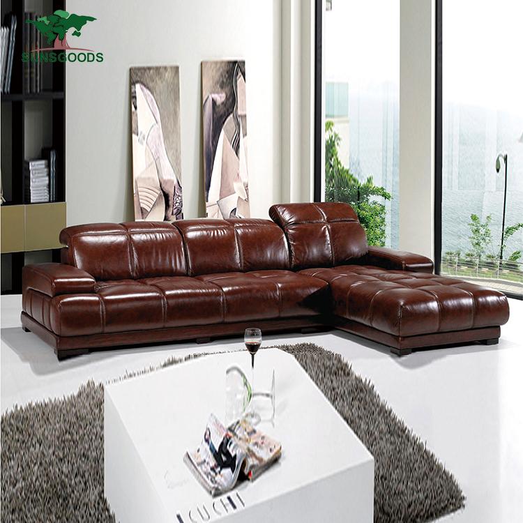 Alibaba China Supplier Corner Leather