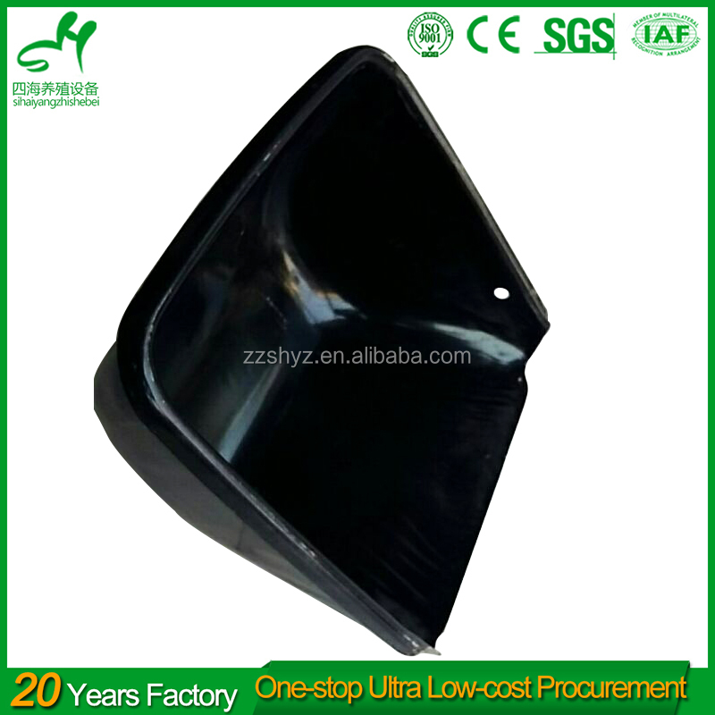Fowl and livestock feeding equipment plastic pig feeder for wholesales