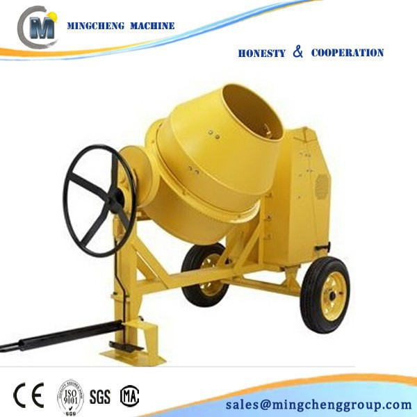 120L-180L Forced portable Home Use mini concrete mixer with hot sell