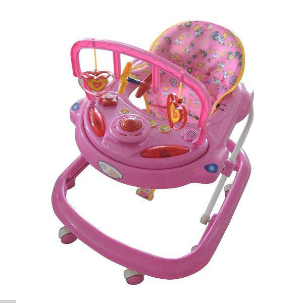 baby walkers in china new model baby walker with musical