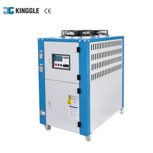 air cooled water chiller machine price