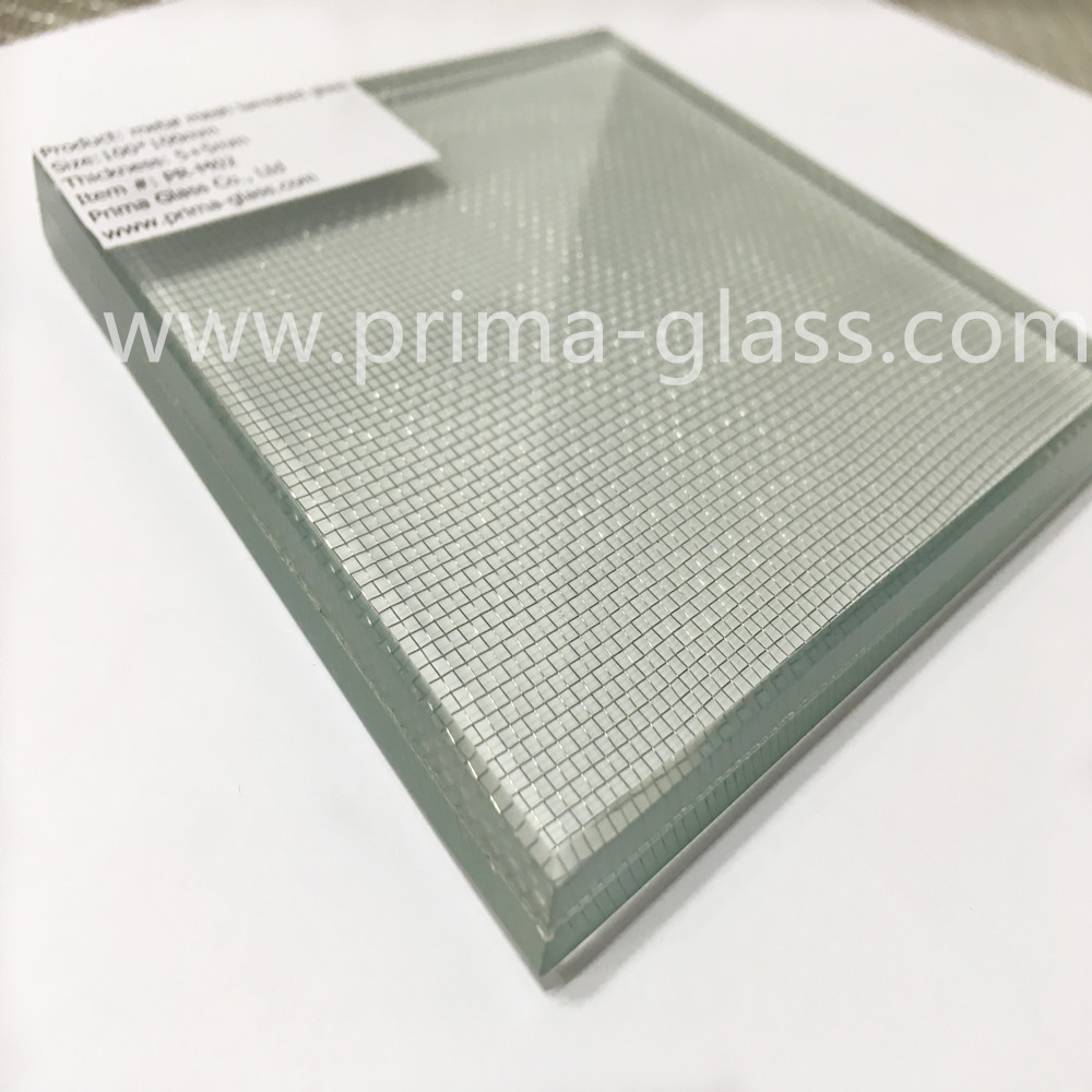 Wired Safety Glass, Wired Safety Glass Suppliers and Manufacturers ...