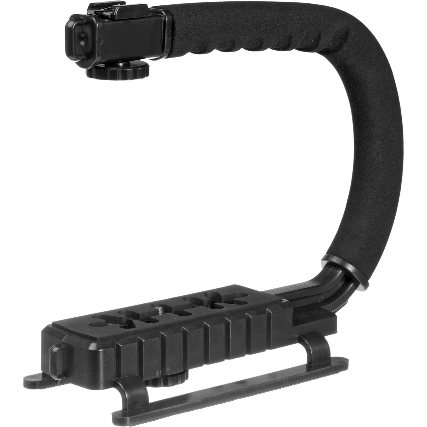 Samsung GX-1S Vertical Shoe Mount Stabilizer Handle Pro Video Stabilizing Handle Grip for