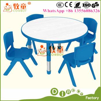 Preescolar Muebles Aula Guardería Partido Niños Muebles Vario Color ...