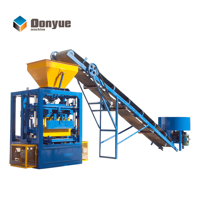 long term warranty and overseas after sale service bricks cement making machine factory
