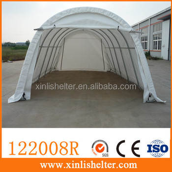 Mobile Home Carport With Arched Roof - Buy Metal Roof Carport,Free Standing  Aluminum Carport,Fireproof Portable Carport Product on Alibaba com