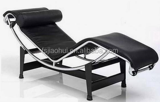 Corbusier Stoel Replica : Replica le corbusier chaise lounge chair lc chaise lounge chair