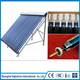Portable vacuum heat pipe collector 30 Pressurized Heat Pipe Solar Collector Certificated