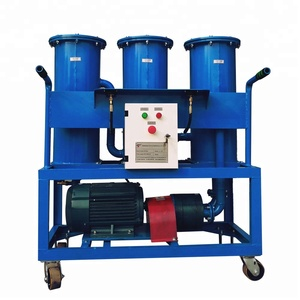 Excellent Transformer Oil Cleaning Regeneration / Usd Cooking Oil Filtration Machine Mobile/High Voltage Oil Filtration