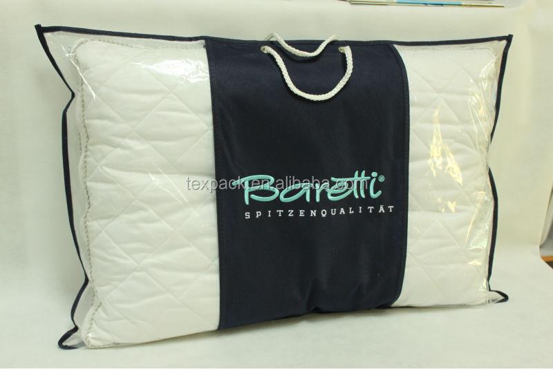 Clear Pvc Plastic Zipper Bag Quilt Pillow Blanket Bedding