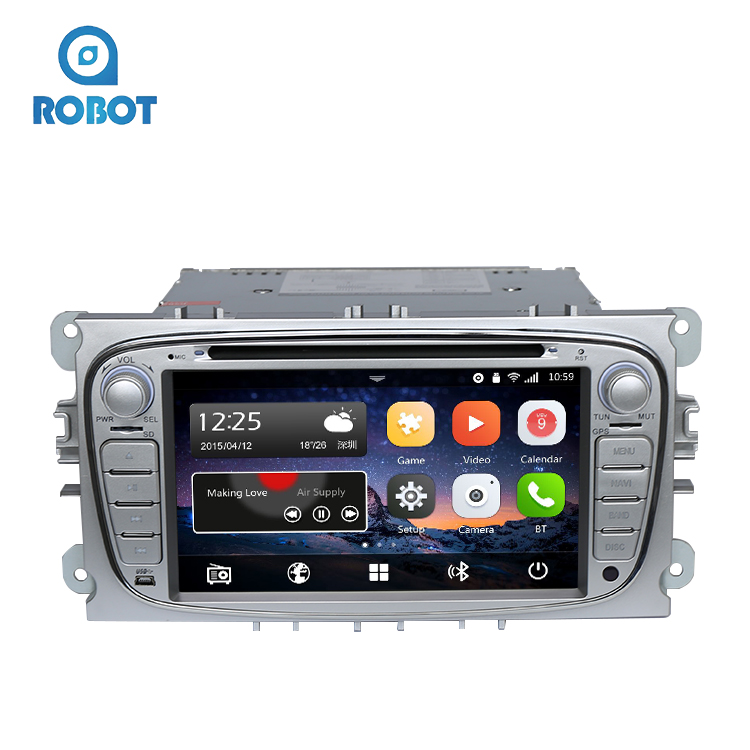 7 inch HD Touch Screen Multimedia Car MP5 DVD Player with GPS
