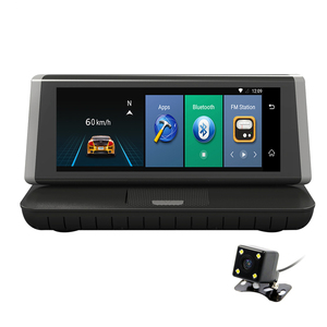 "4G 8"" Android 5.1 ADAS Car DVR GPS Navigation With Rear View Camera And Offline Maps"