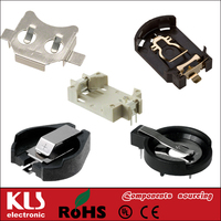 Good quality d cell battery holder UL CE ROHS 123 KLS Brand