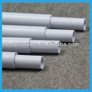 is pvc an acceptable vent material Single wall gas water heater vent pipe / connector cannot be installed closer than 6″ from any combustible materials such as floor / wall framing, paper, etc) such installation could create pyrophoric conditions and a fire-hazard.