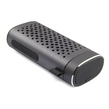 3000 MAh Super Bass Nirkabel Mini Aluminium Mesh Stereo Logam Powerbank Bluetooth <span class=keywords><strong>Speaker</strong></span>