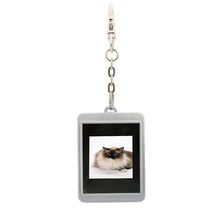 2016 Factory Wholesale 10pcs/lot 1.5 inch LCD Mini Digital Photo Frame Picture Digital Album Electronic with Keychain