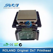 Good quality!! golden surface; roland eco solvent printer dx7 roland print head