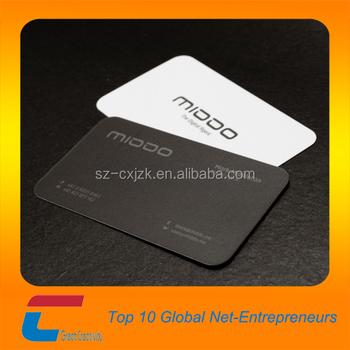 Impress Business Cards Square Shape Card Premium