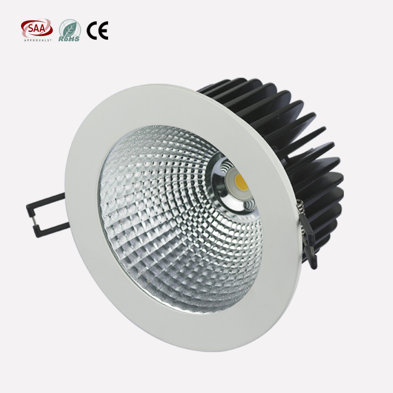 China wholesale cob triac dimming 35w led down light