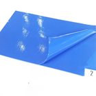 China Supply Disposable Cleanroom Antistatic Sticky Mat Blue Safety Equipments For Cleanroom * Labs