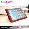 Practical book style protective case for iPad Air with hand strap