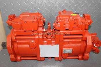 Kawasaki Hydraulic Pump K3v,Kawasaki K5v Pump,K3v112dt-1xer-9n2a-2 - Buy  Kawasaki K5v Pump,Kawasaki Hydraulic Pump K3v,K3v112dt-1xer-9n2a-2 Product  on
